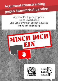 Argu © Against Racism Nienburg